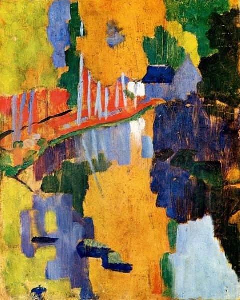 PEINTURE FRANCAISE: un mouvement, un peintre, une oeuvre - Page 2 Img59710