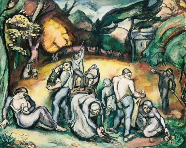 PEINTURE FRANCAISE: un mouvement, un peintre, une oeuvre - Page 2 Othon_14