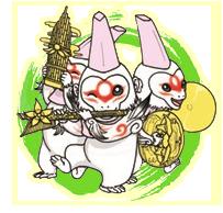 Illustration des images des dés + effets Saki10
