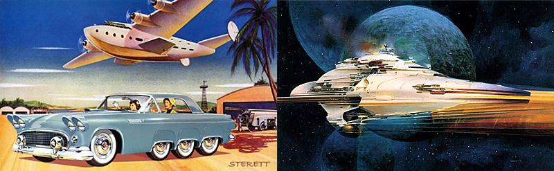 Visions Vintage du futur... Vintag21