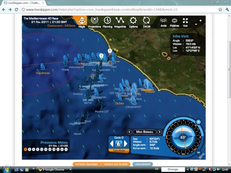 The Mediterranean 40 Race  Départ le 20/02/2011 à 15H00 GMT - Page 4 Captu139