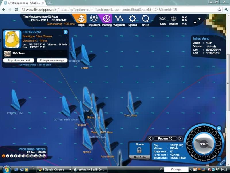 The Mediterranean 40 Race  Départ le 20/02/2011 à 15H00 GMT - Page 6 Captu165