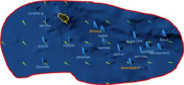 The Mediterranean 40 Race  Départ le 20/02/2011 à 15H00 GMT - Page 6 Captu169