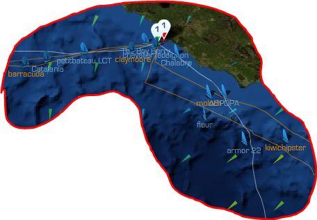 The Mediterranean 40 Race  Départ le 20/02/2011 à 15H00 GMT - Page 6 Captu171