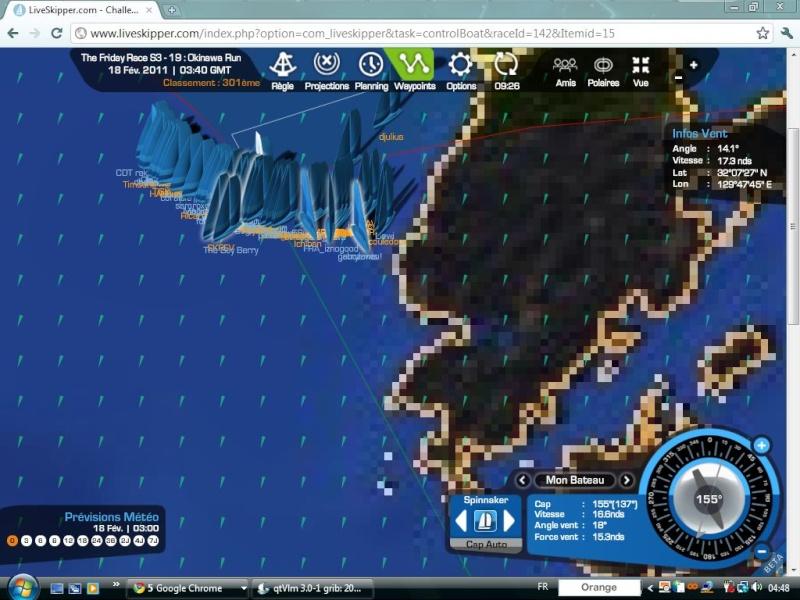 The Friday Race S3 - 19 : Okinawa Run  départ le 18/02/2011 à 3h00 GMT Captur36