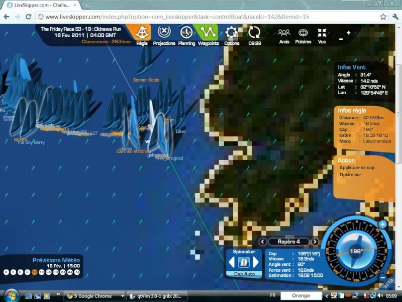 The Friday Race S3 - 19 : Okinawa Run  départ le 18/02/2011 à 3h00 GMT Captur37