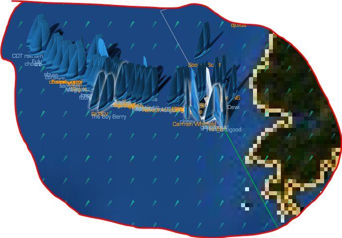 The Friday Race S3 - 19 : Okinawa Run  départ le 18/02/2011 à 3h00 GMT Captur38