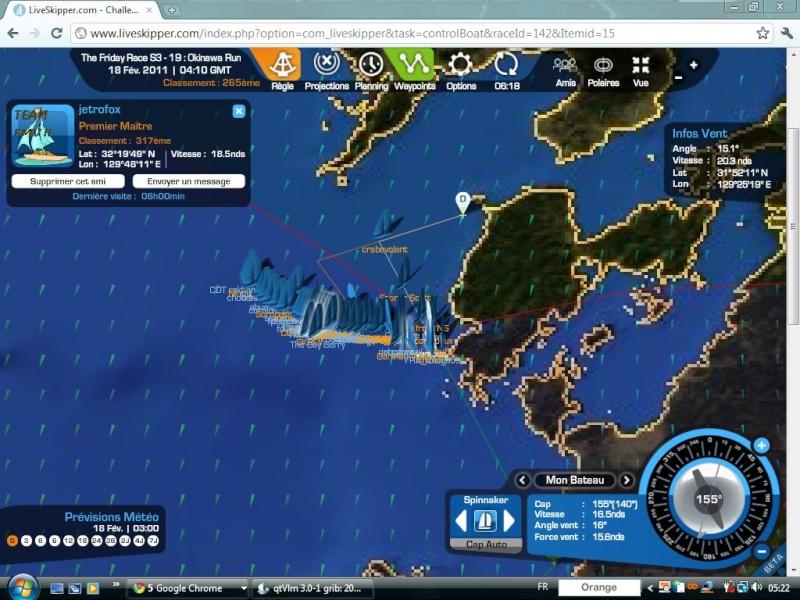 The Friday Race S3 - 19 : Okinawa Run  départ le 18/02/2011 à 3h00 GMT Captur39