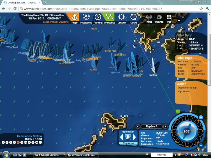 The Friday Race S3 - 19 : Okinawa Run  départ le 18/02/2011 à 3h00 GMT Captur46