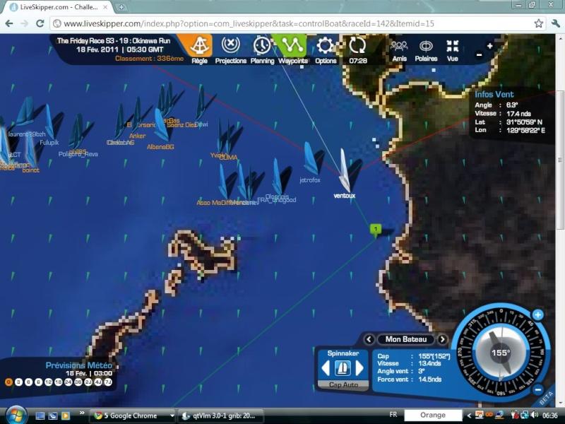 The Friday Race S3 - 19 : Okinawa Run  départ le 18/02/2011 à 3h00 GMT Captur48