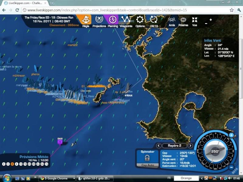 The Friday Race S3 - 19 : Okinawa Run  départ le 18/02/2011 à 3h00 GMT Captur50