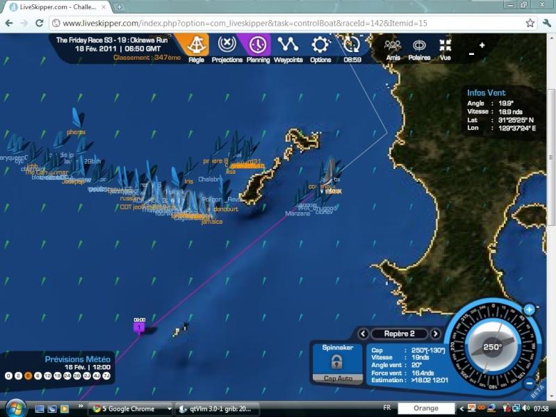 The Friday Race S3 - 19 : Okinawa Run  départ le 18/02/2011 à 3h00 GMT Captur51
