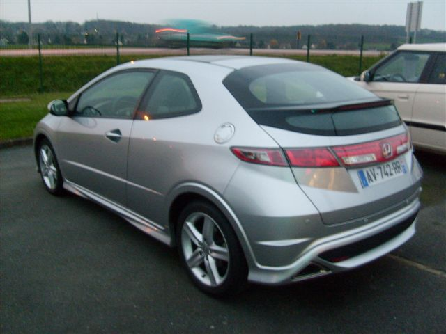 Ma nouvelle Civic type s Gt S6303112