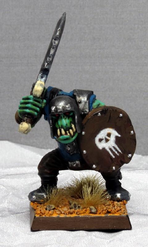 Warhammer Fantasy - Orcs und Goblins Orc110