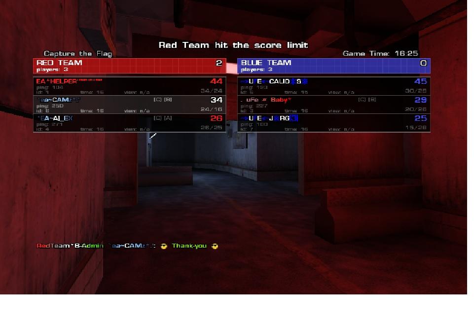 `EA~ Vs .uFe# {`EA~ Won again} Ufe_vs10