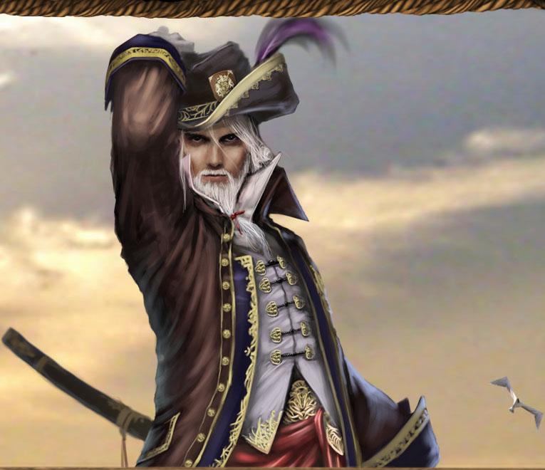 creation de personnages seventh sea Kaylan11