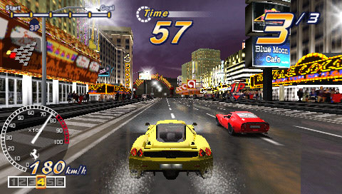 PSP Racing/Driving/Car games 2714-210