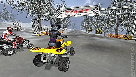 PSP Racing/Driving/Car games _atv-o10