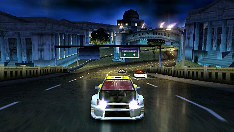 PSP Racing/Driving/Car games _need-10