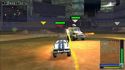 PSP Racing/Driving/Car games _twist10