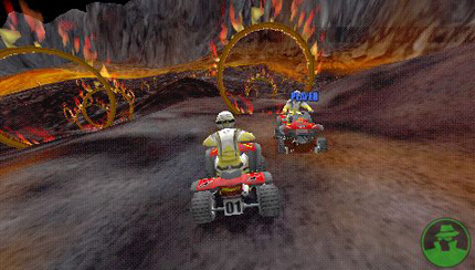 PSP Racing/Driving/Car games Atv-of10