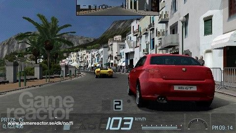 PSP Racing/Driving/Car games Grantu10