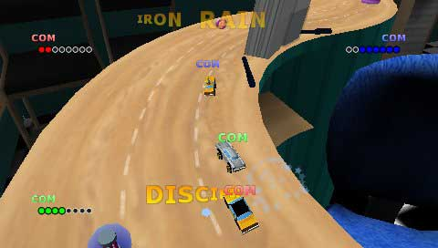 PSP Racing/Driving/Car games Micro-10