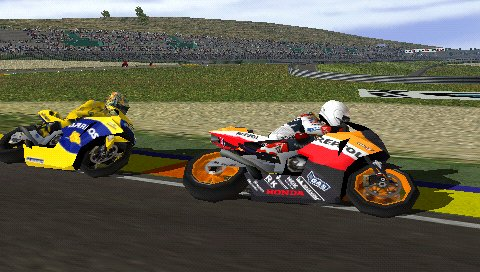 PSP Racing/Driving/Car games Motogp10