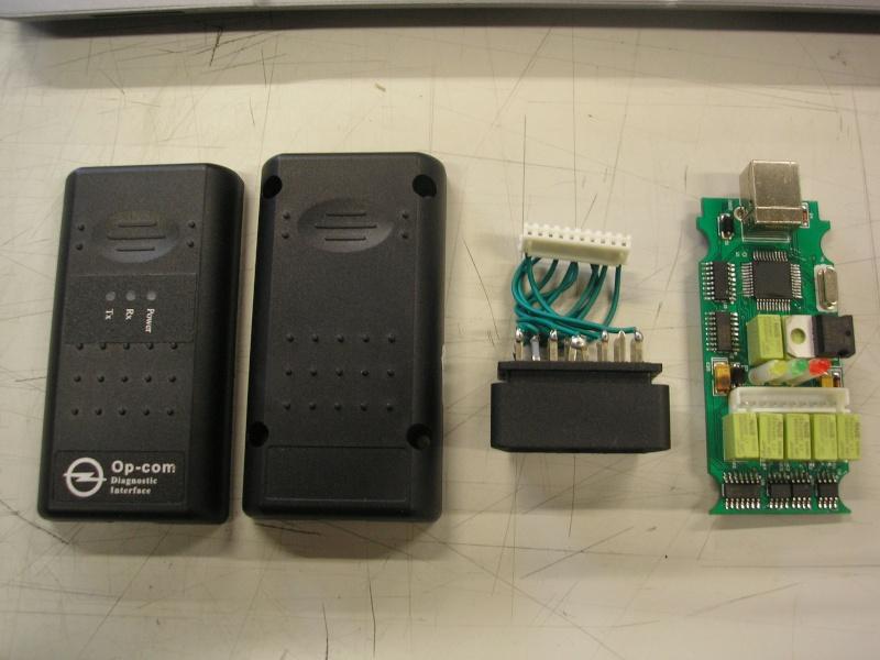 Réparation interface OPCOM HS! P9182711