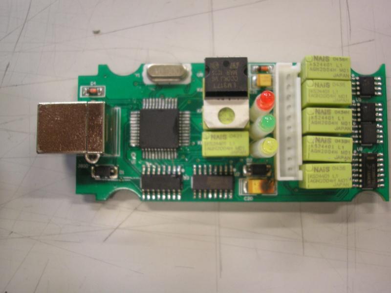 Réparation interface OPCOM HS! P9182713
