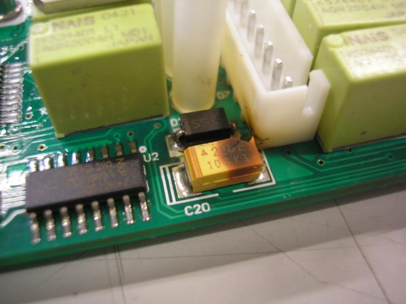 Réparation interface OPCOM HS! P9182716