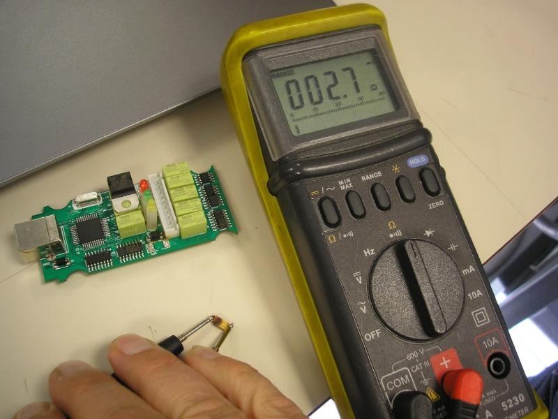 Réparation interface OPCOM HS! P9182717