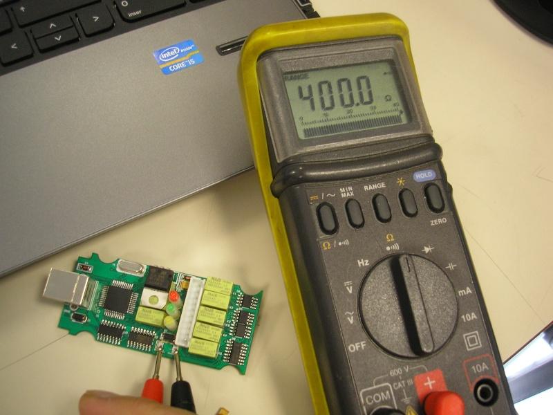 Réparation interface OPCOM HS! P9182718