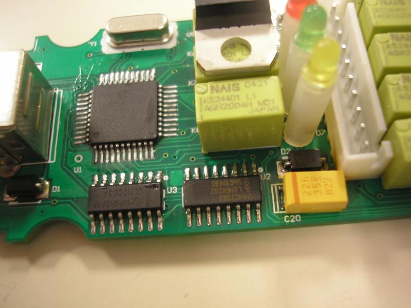 Réparation interface OPCOM HS! P9182719