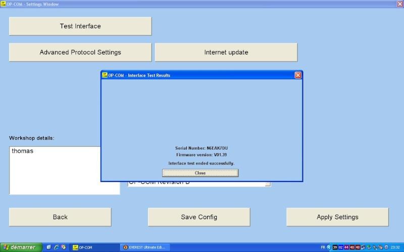 Réparation interface OPCOM HS! Test_i10
