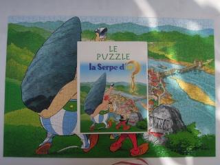 """puzzle Atlas """"la serpe d'or"""" Puzzle13"""