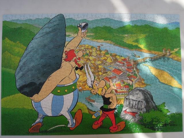 """puzzle Atlas """"la serpe d'or"""" Puzzle14"""