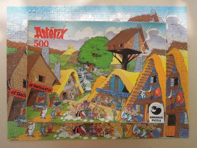 puzzle Dargaud  Puzzle17