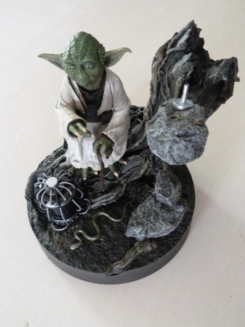 Kotobukiya - Yoda on Dagobah - ARTFX - Page 2 P1080910