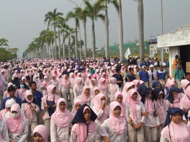 Situation en Indonésie Monas10