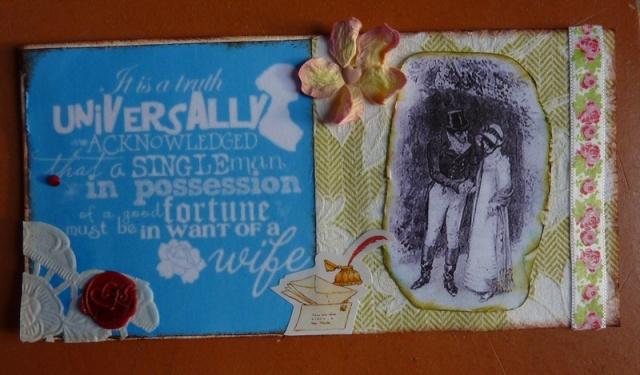 Marques pages en papier et cartes P1090810
