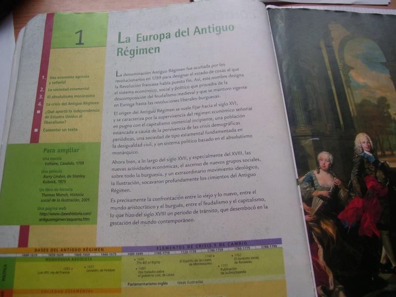 < Una economía agrícola y señorial, La Europa del Antiguo Régimen > 100_0811
