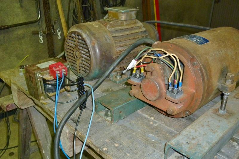 Recherche infos sur alternateur avec induit au rotor 5KVA Triphasé Altern15