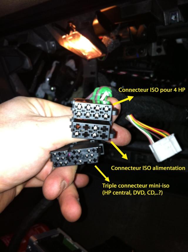[Tuto] Intégration Parrot MKI9200 dans une Lag3 ph1 Img_0423
