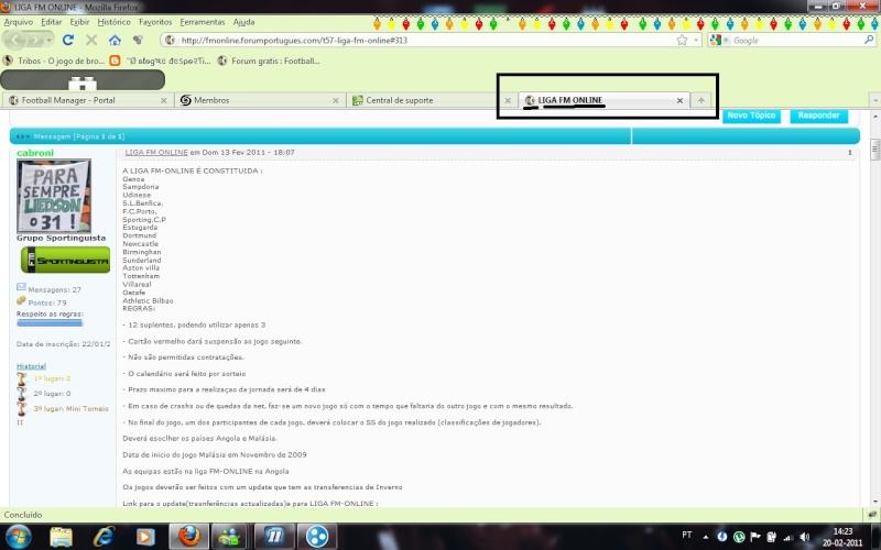 Como pôr o título do fórum na aba do navegador a andar Como_p11