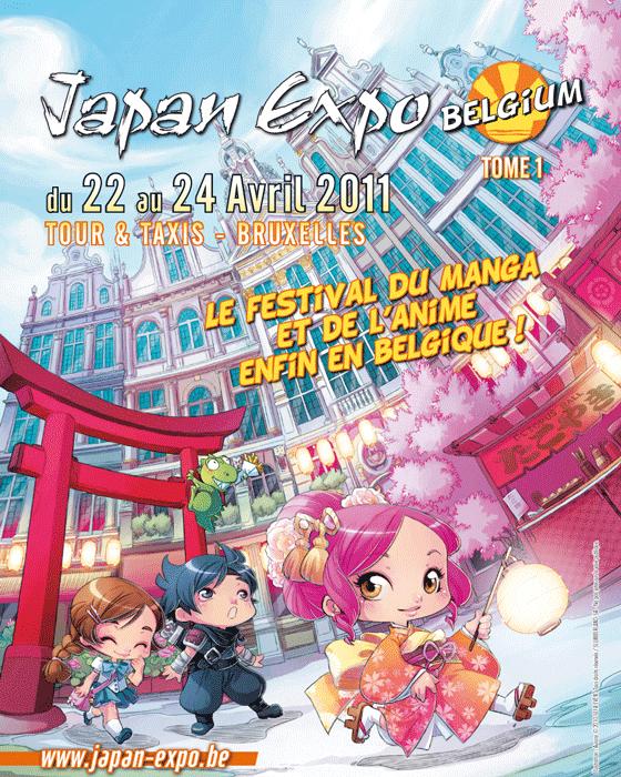 La  Japan Expo Belgium Jeb-fl10