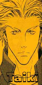 Personnages de Mad Love Chase. Taiki10