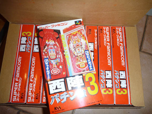 The Eldaddict Collection : Pokemon, Wonderswan & Japan Games INSIDE !  P1010010