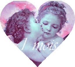 A Victor et Louise mes bébés d'amour tant désirés Coeur210