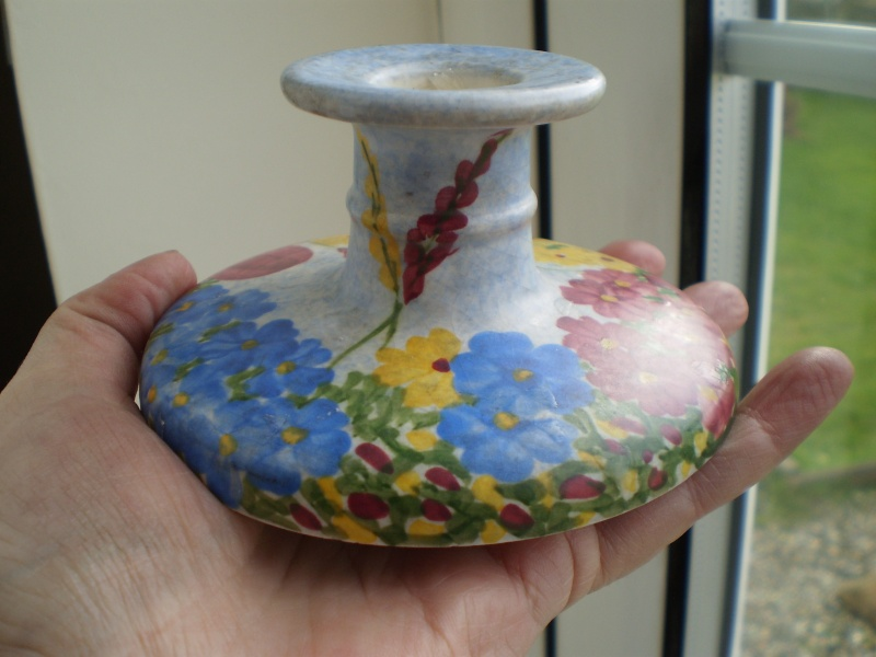 Radford Handcraft Pottery, Burslem. (E. Radford). 20110227